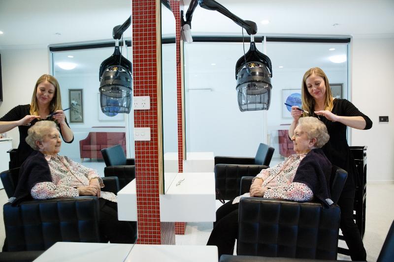 Banksia Lodge Hairdresser