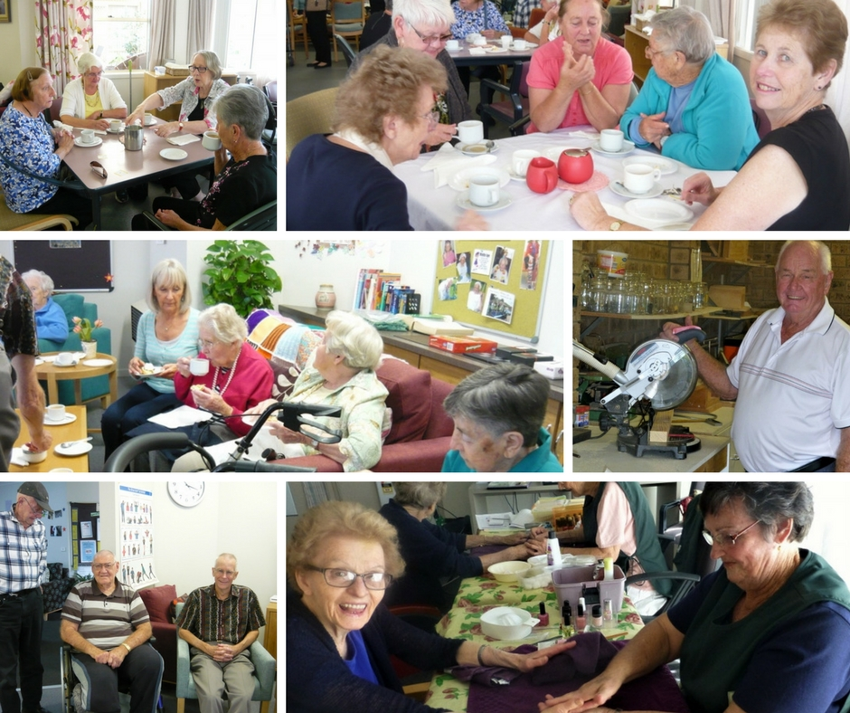 Friends of Banksia - Volunteers