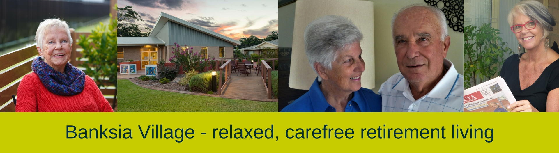 Retirement Living at Banksia Village
