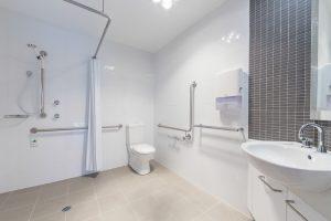 Banksia village Bathroom