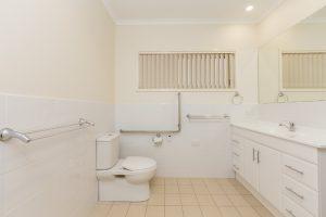 Unit 104 Bathroom
