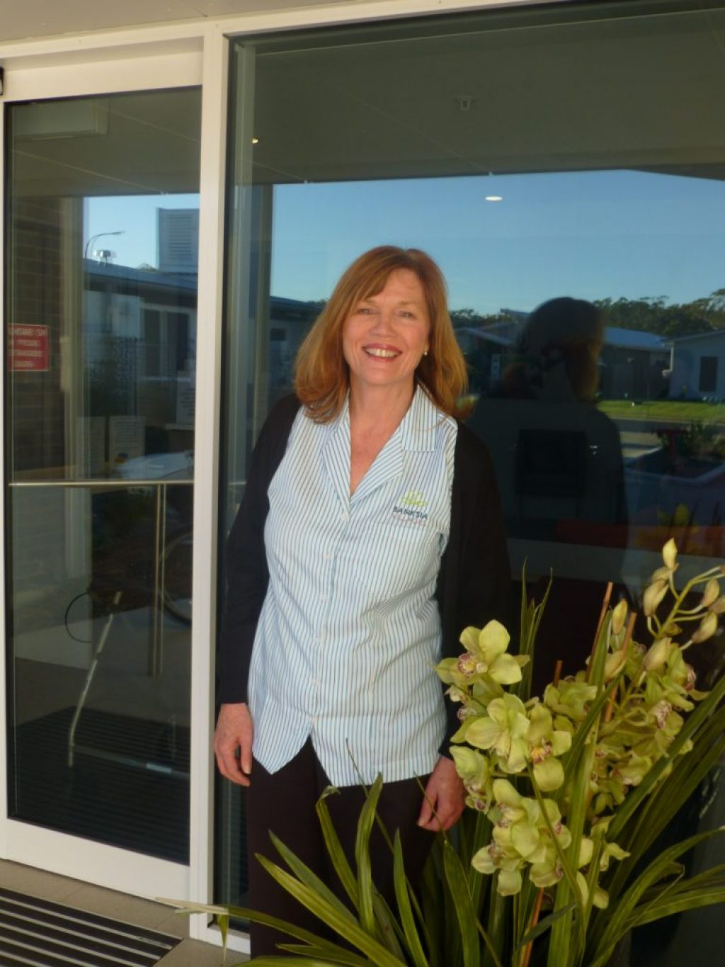 Charlene Dallimore, Banksia Community Care Manager