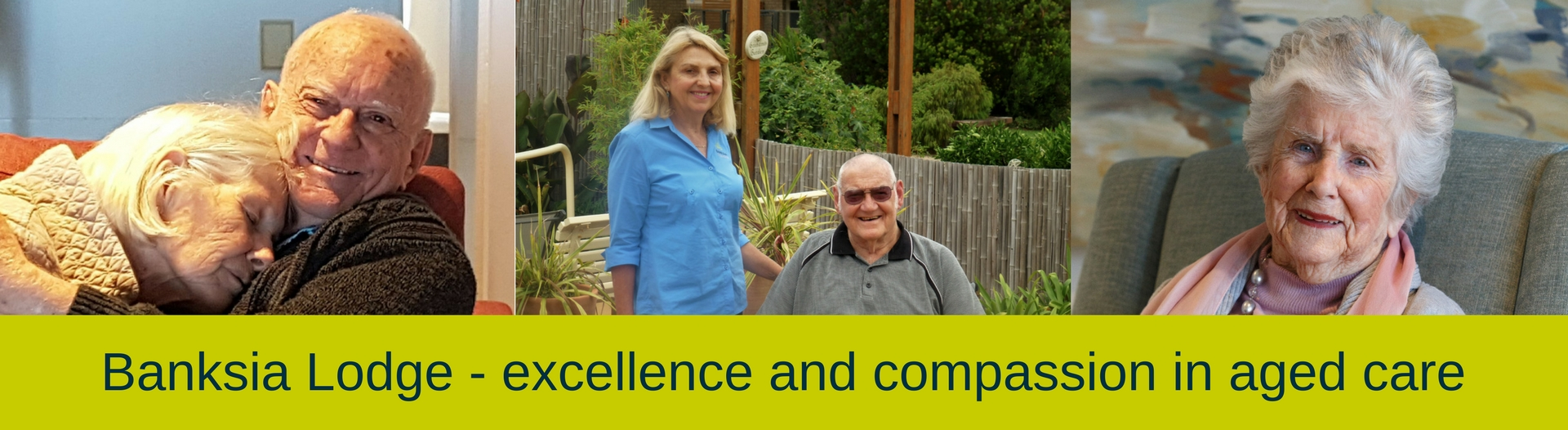 residential aged care and respite care