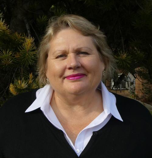 Lodge Manager Sue Colman