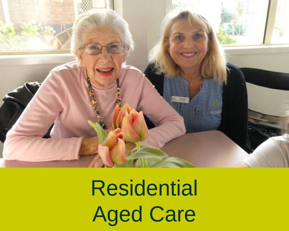 Residential Aged Care at Banksia Lodge