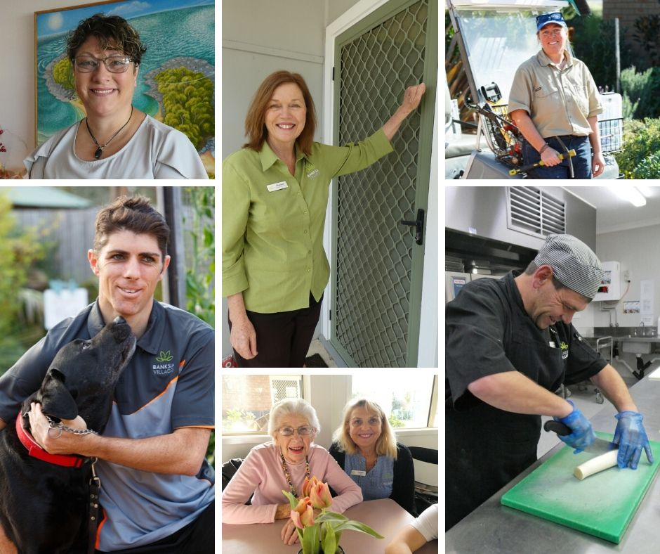 Careers with Banksia Villages